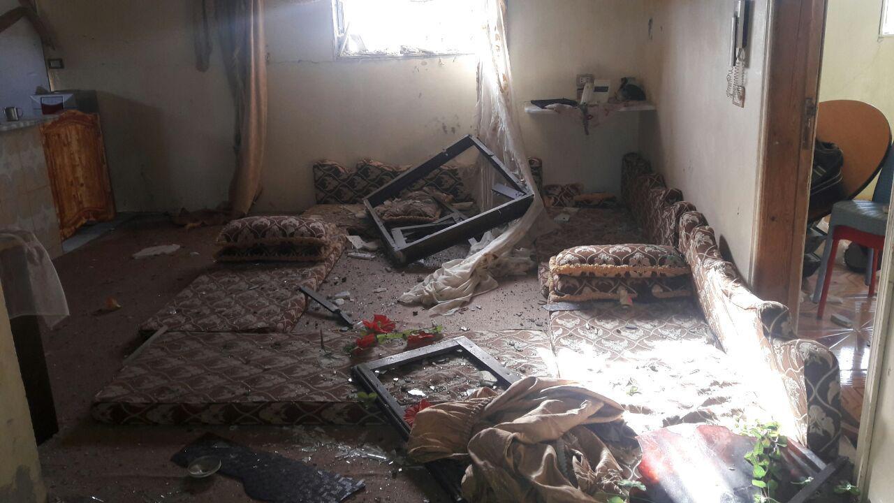 Photo of تسعة شهداء حصيلة العدوان الإرهابي على ريف القنيطرة