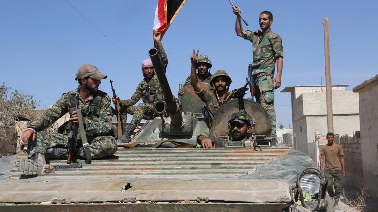 "Photo of منيان حلب في قبضة الجيش وانهيار في صفوف مسلحي ""الفتح"""
