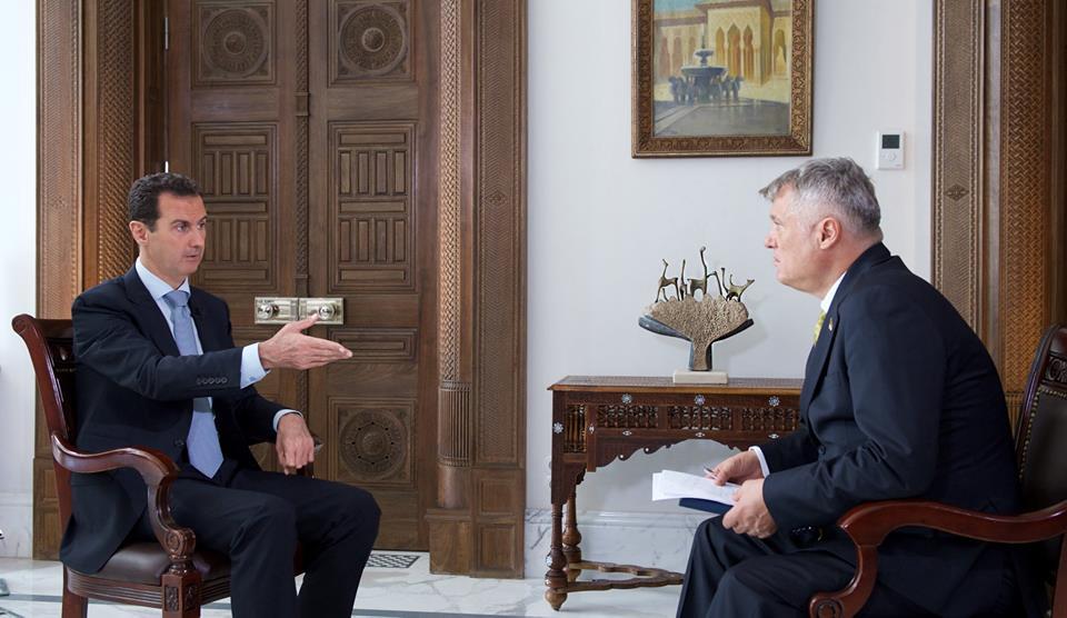 Photo of الأسد لصحيفة بوليتكا الصربية: أمريكيا والغرب يتحملون مسؤولية اخفاق وقف إطلاق النار الأخير