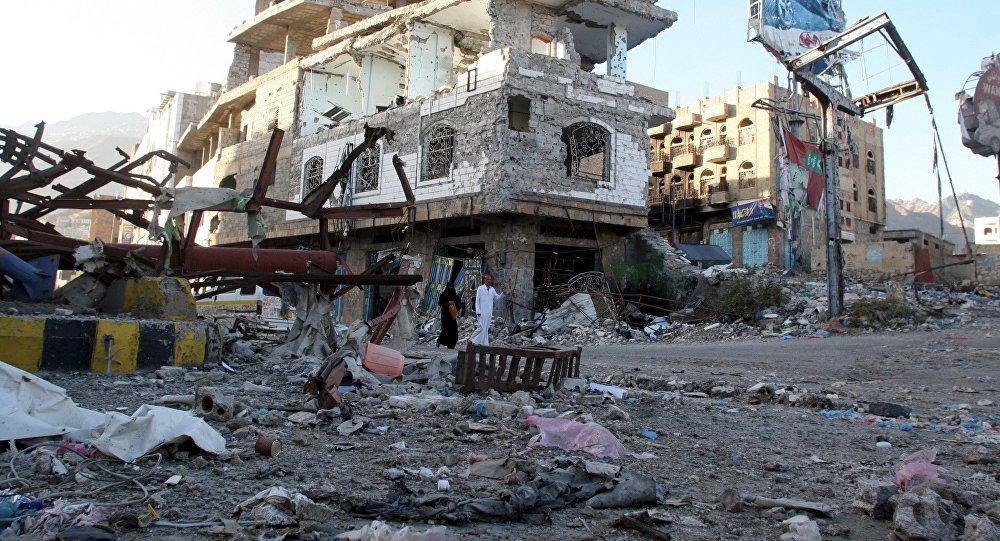 Photo of غارات سعودية على اليمن قبل ساعات من إعلان هدنة كيري
