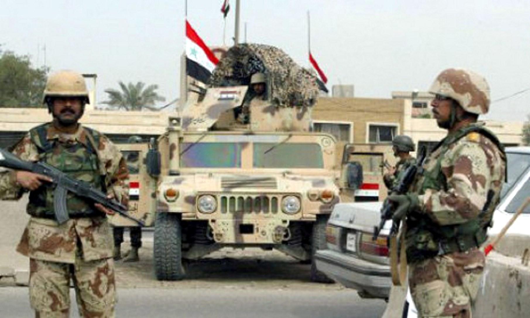 صورة قائد عمليات الفلوجة: تحرير 39 حيا من مجموع 60 في مدينة الموصل