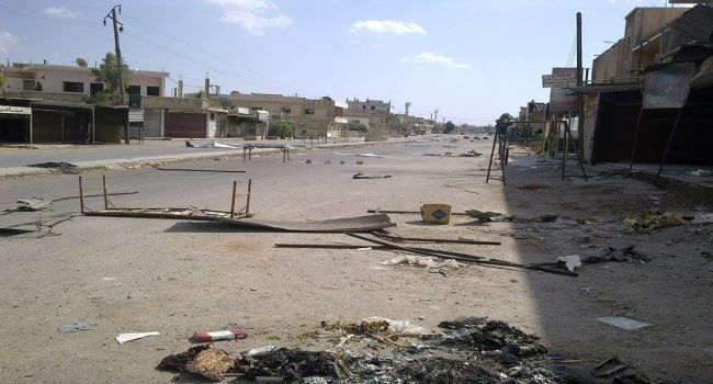 "Photo of مسلحو ""خان الشيح"" قريبا إلى إدلب .. و""كناكر"" تسلم أسلحتها في إطار المصالحة"