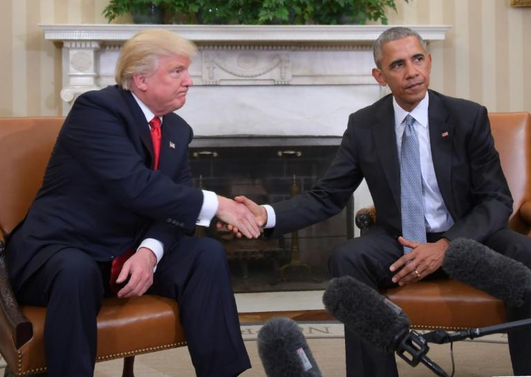"""Photo of البيت الأبيض: لقاء أوباما وترامب """"أقل إحراجا"""" مما توقعه البعض"""