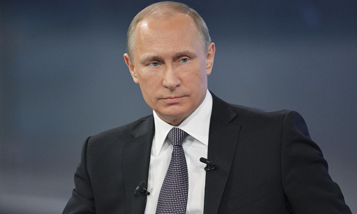 صورة بوتين: تحويل الاقتصاد لأداة ضغط ومواجهة أمر غير مقبول