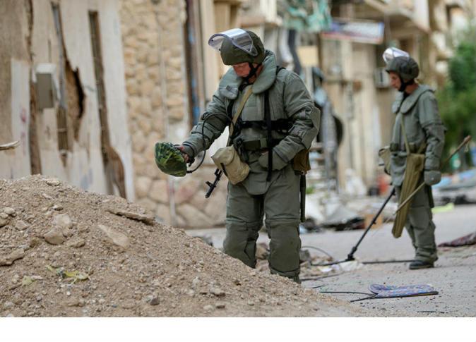 Photo of الدفاع الروسية: مجموعة من الخبراء تتوجه إلى سورية لإزالة الألغام من أحياء شرق حلب