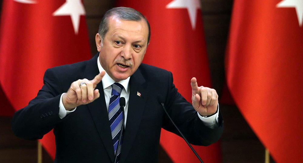 صورة أردوغان: أوروبا مهترئة وستدفع الثمن غالياً
