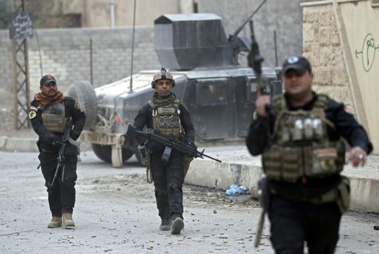 Photo of الجيش العراقي يحرر أربع قرى شمال شرق الموصل
