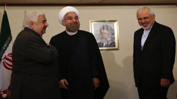 صورة المعلم ومملوك في طهران .. التحركات الدبلوماسية انطلقت فهل يكون 2017 عام الحل؟