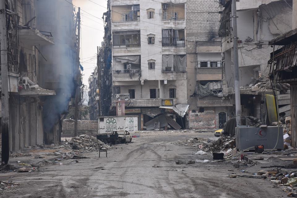 Photo of تفكيك عربة مفخخة بأكثر من 2 طن متفجرات في حي السكري بحلب