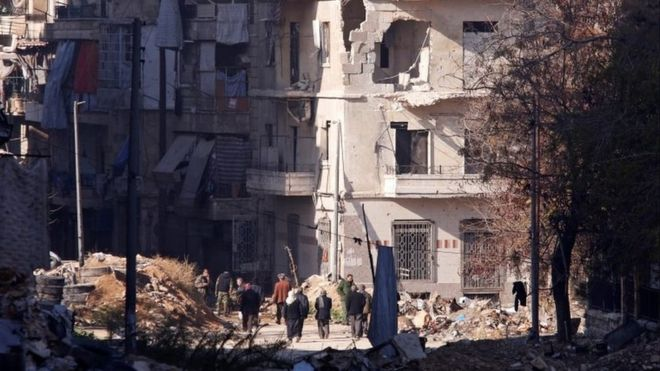 Photo of ريابكوف ينفي توصل موسكو وواشنطن لاتفاق حول خروج المسلحين من شرق حلب