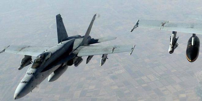 "Photo of غارات الطيران التركي و ""التحالف الدولي"" تقتل 94 مدنيا في الرقة ومدينة الباب شمال حلب"