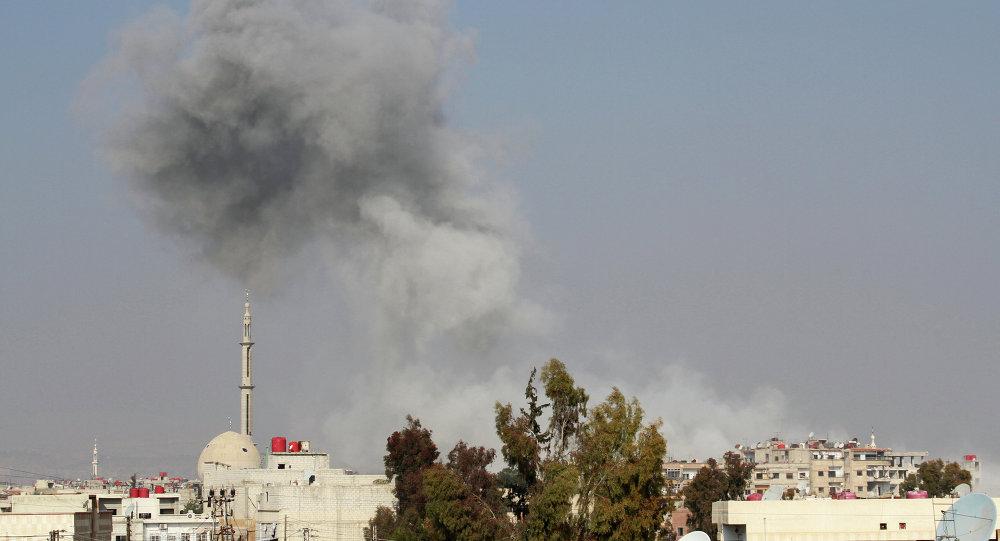 Photo of عبر طفلة.. تفجير عبوة ناسفة في قسم شرطة الميدان بدمشق
