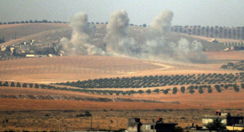 Photo of الجيش التركي: مقتل 30 مدنيا في هجوم لداعش بمدينة الباب