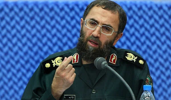 Photo of إيران تؤكد سيطرتها الكاملة على مضيق هرمز والخليج العربي