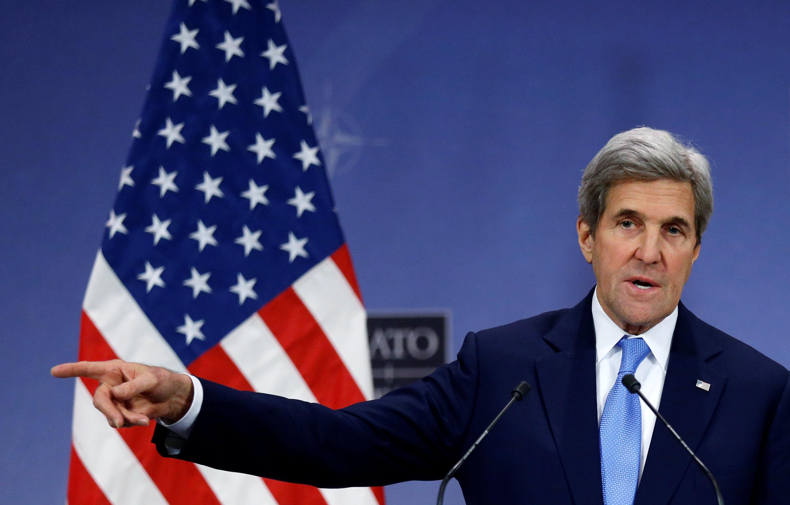 Photo of كيري يطالب المعارضة السورية بالدخول في المفاوضات دون شروط
