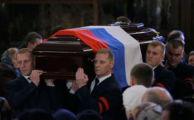 صورة «معهد واشنطن»: رد بوتين على اغتيال السفير الروسي سيكون قوياً
