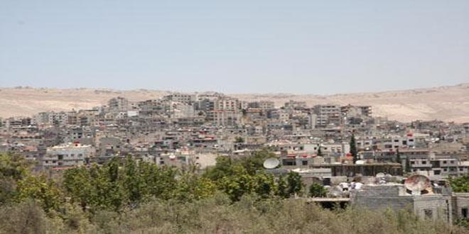 Photo of خالية من السلاح والمسلحين.. مدينة التل بريف دمشق تنضم إلى سلسلة المصالحة
