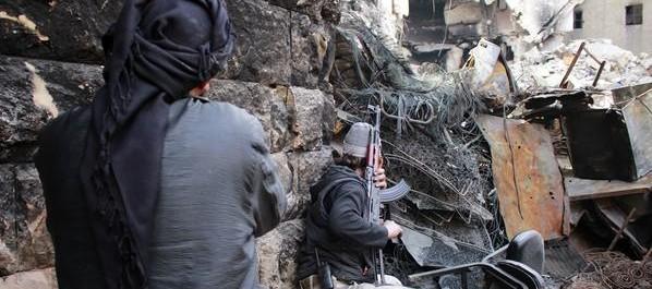 صورة بالأسماء.. الفصائل الموقعة على اتفاق الهدنة في سورية