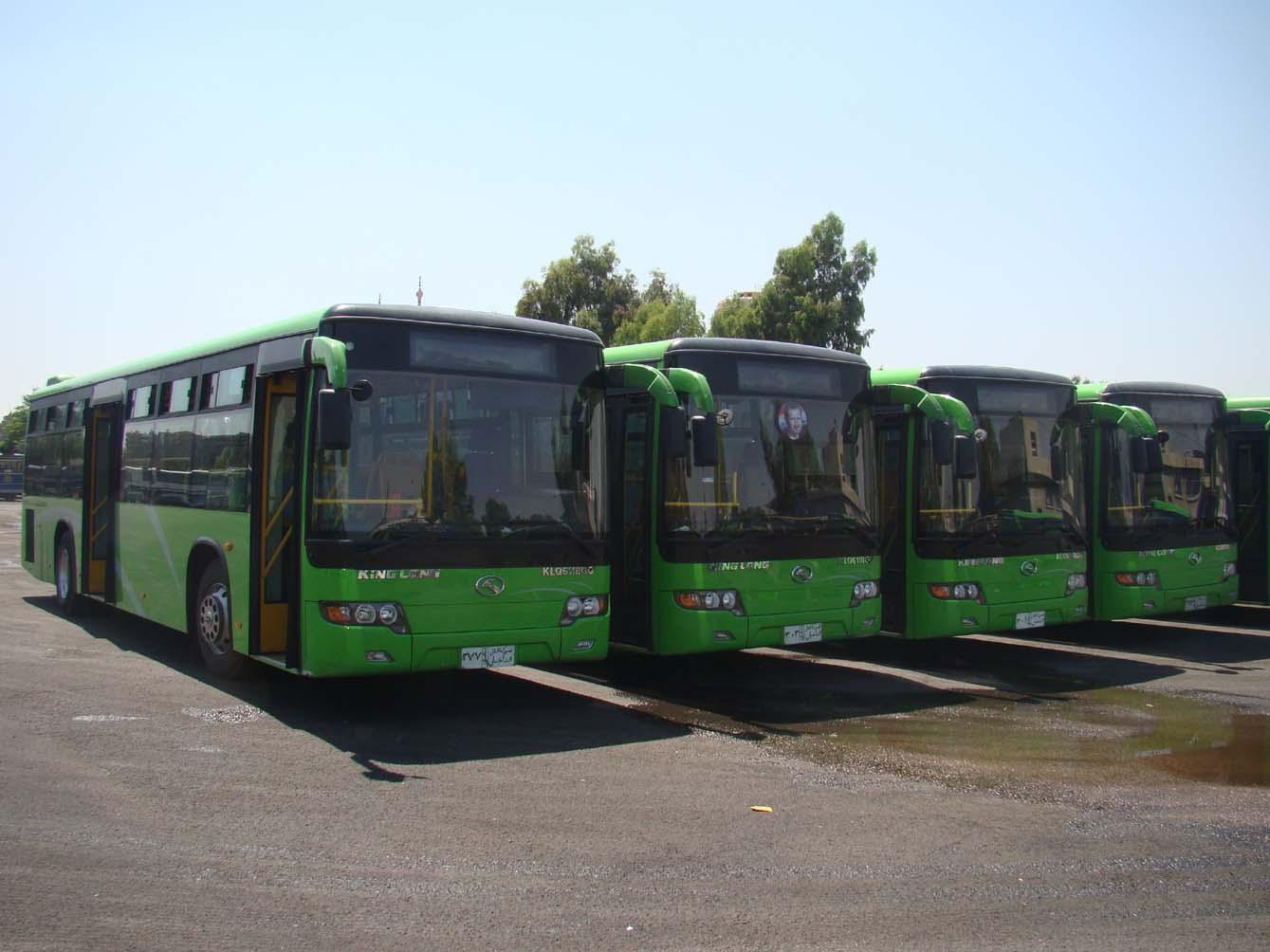 Photo of الحكومة: صهاريج مياه مجانية و باصات نقل داخلي جديدة في دمشق