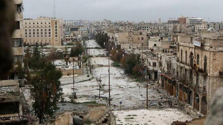 صورة النجار: 5 أطفال قتلهم مسلحوا حلب بإطلاق النار على رؤوسهم