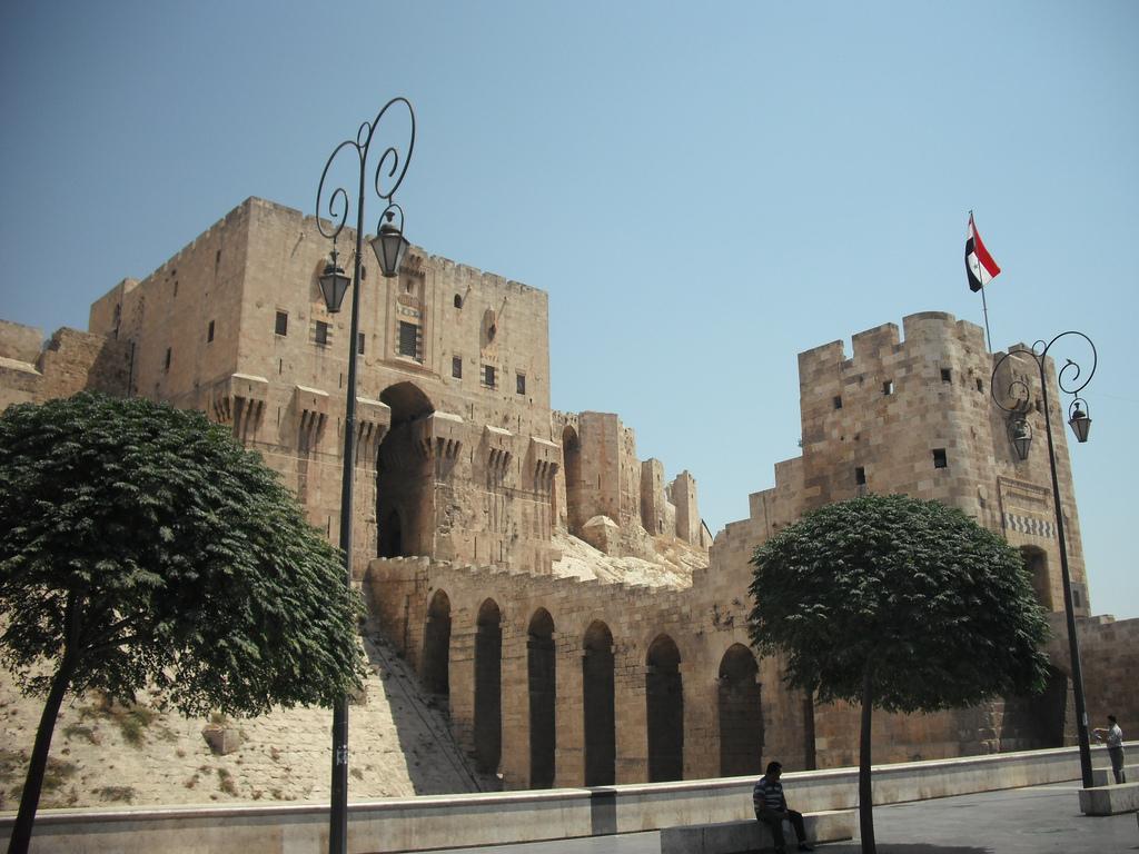 """صورة حلب تنتصر والاحتفالات تعم المدينة .. ولافروف: مقترح واشنطن للهدنة """"عديم الأفق"""""""