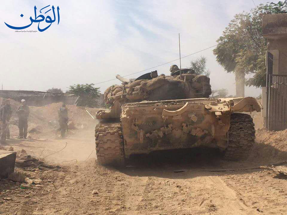 Photo of الغوطة الشرقية بين رسائل المصالحة والاستعدادات العسكرية