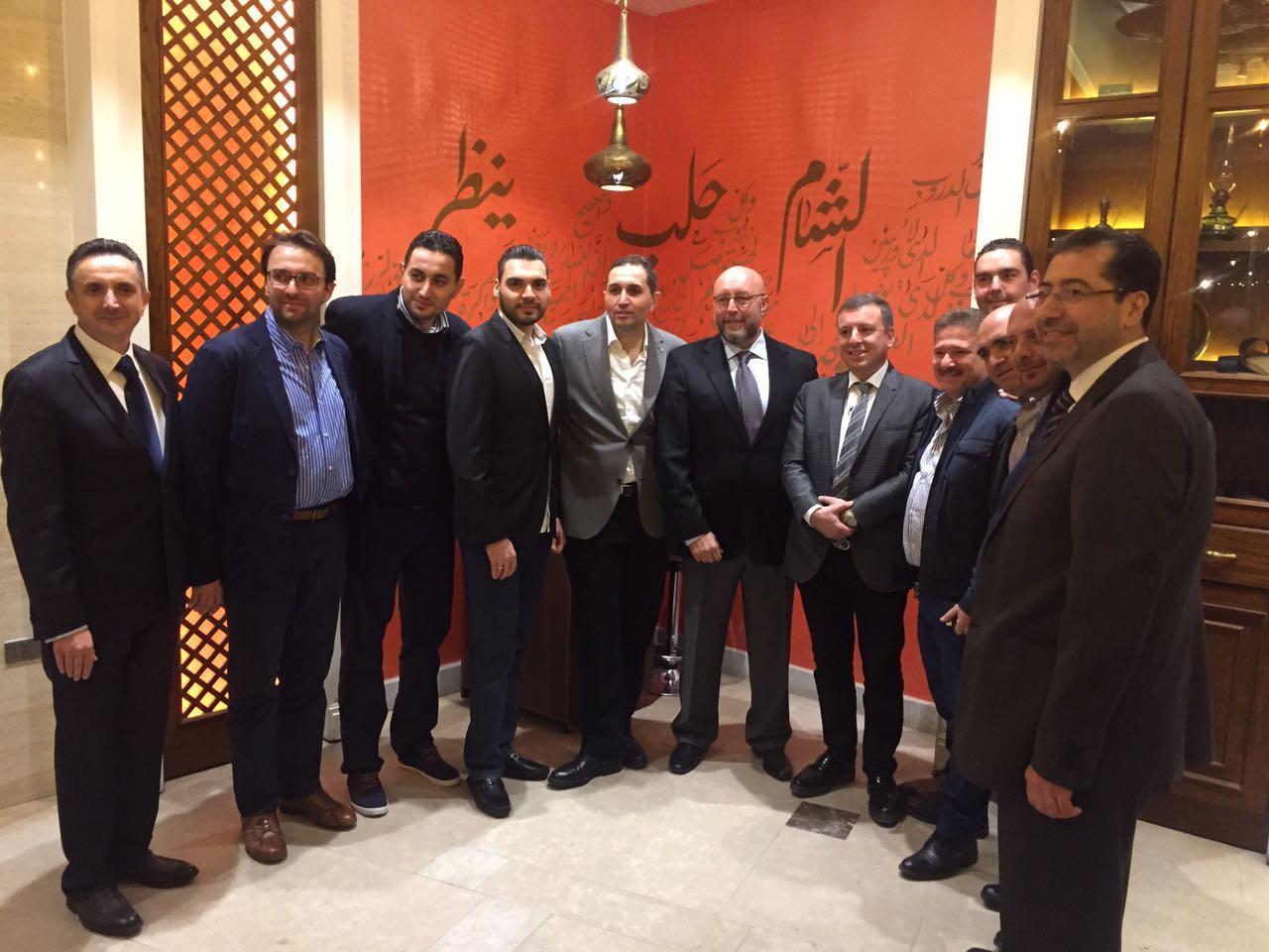 Photo of جمعية للمستثمرين السوريين في مصر