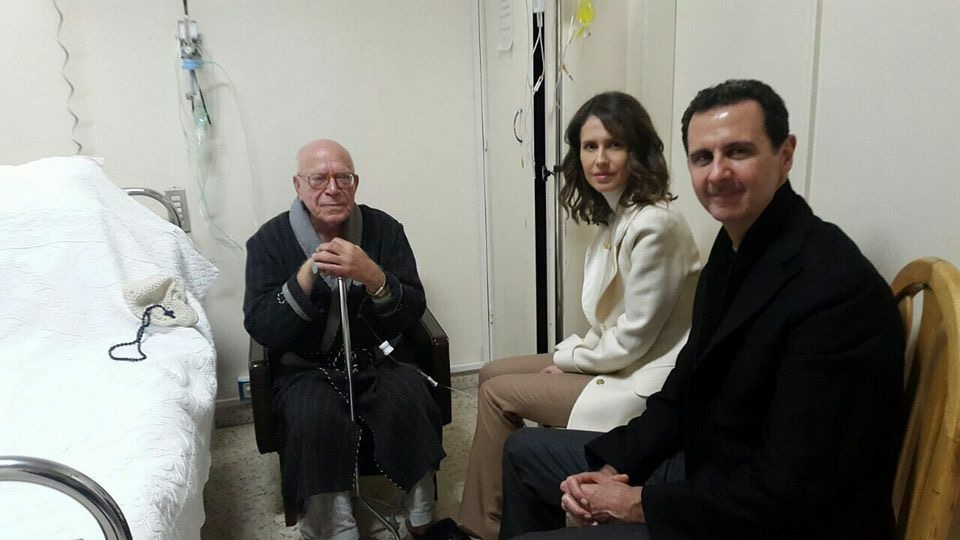 صورة الأب زحلاوي للوطن أون لاين: الرئيس الأسد رمز سورية .. وبلادنا ستشهد ولادة أقوى بعد الحرب