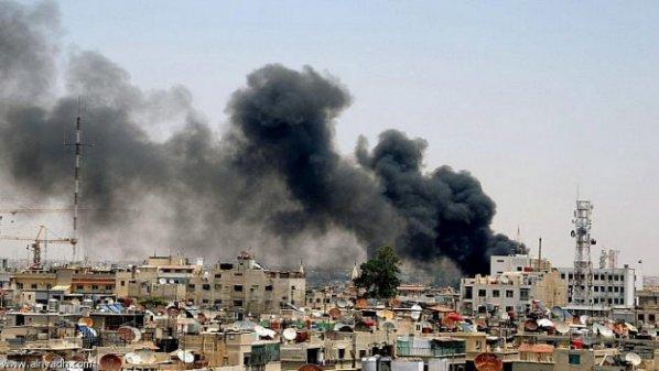 "Photo of بتوقيت تركي مشبوه… ""درع الفرات"" تحاول الاستيلاء على الباب و""داعش"" يصدها"