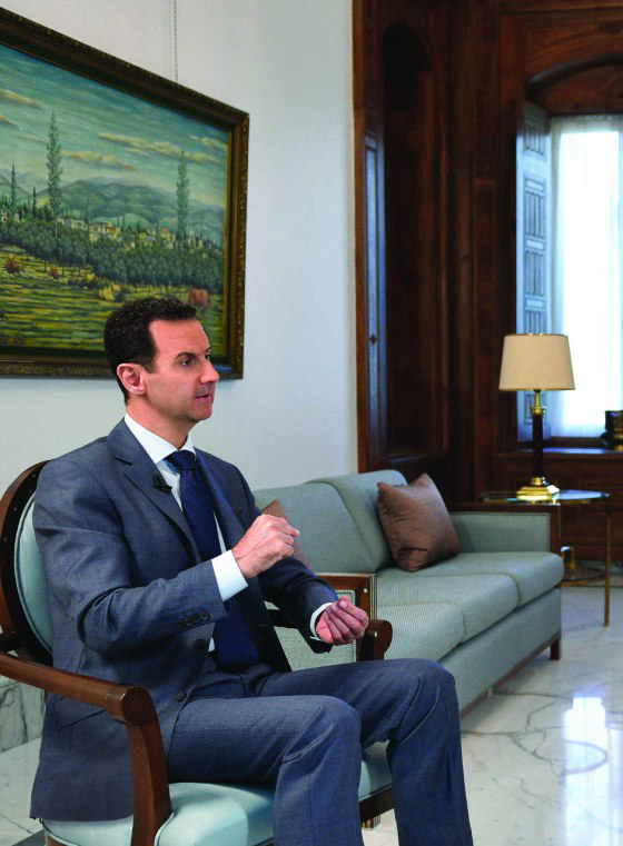 Photo of الرئيس الأسد: الإعلام السوري يحتاج إلى تنظيف من الفساد.. وهذه من مهام الحكومة الجديدة