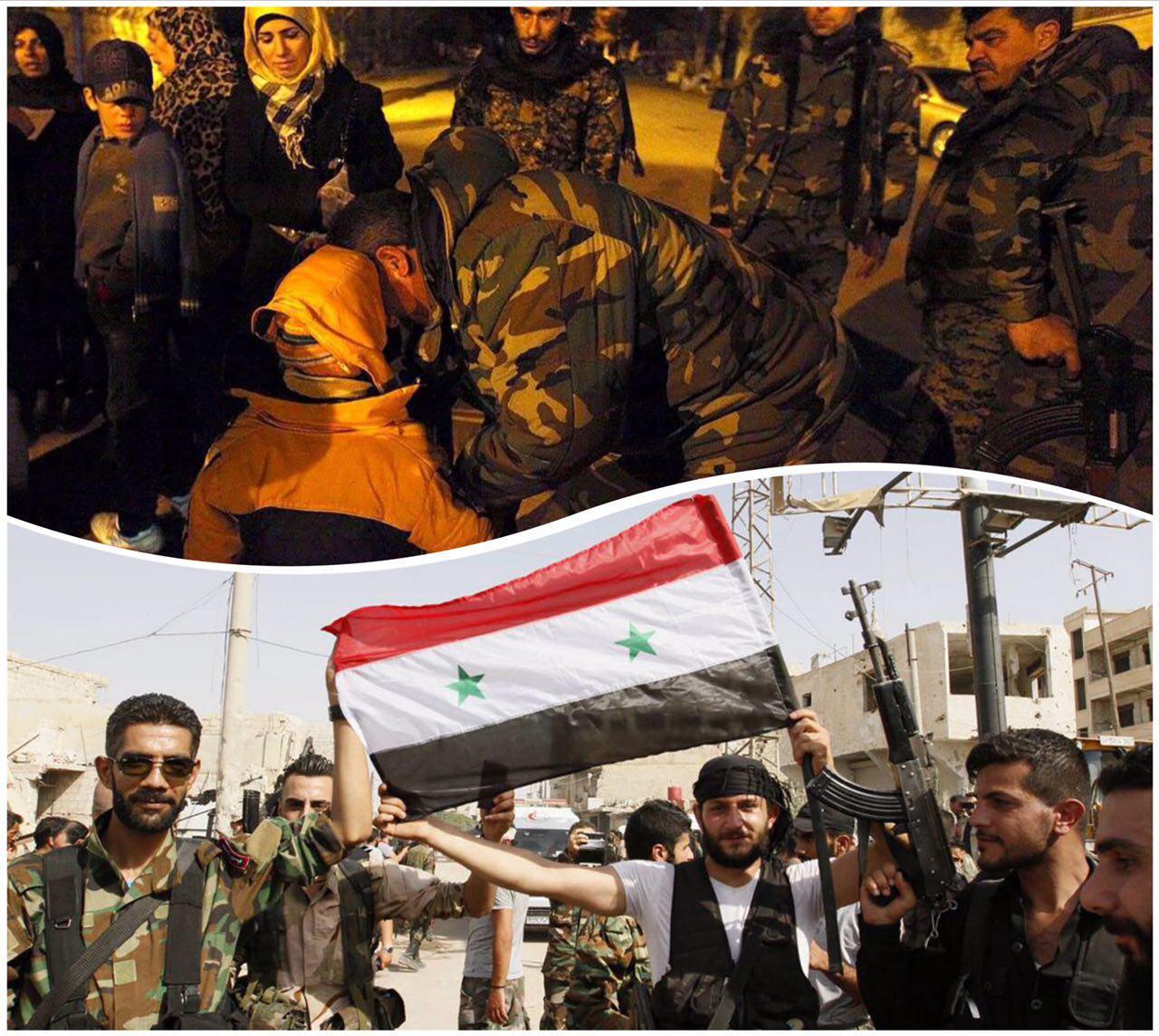 """Photo of الرئيس الأسد لـ""""الوطن"""": المصالحات حل حقيقي وعملي.. فيه سلبيات وإيجابيات"""