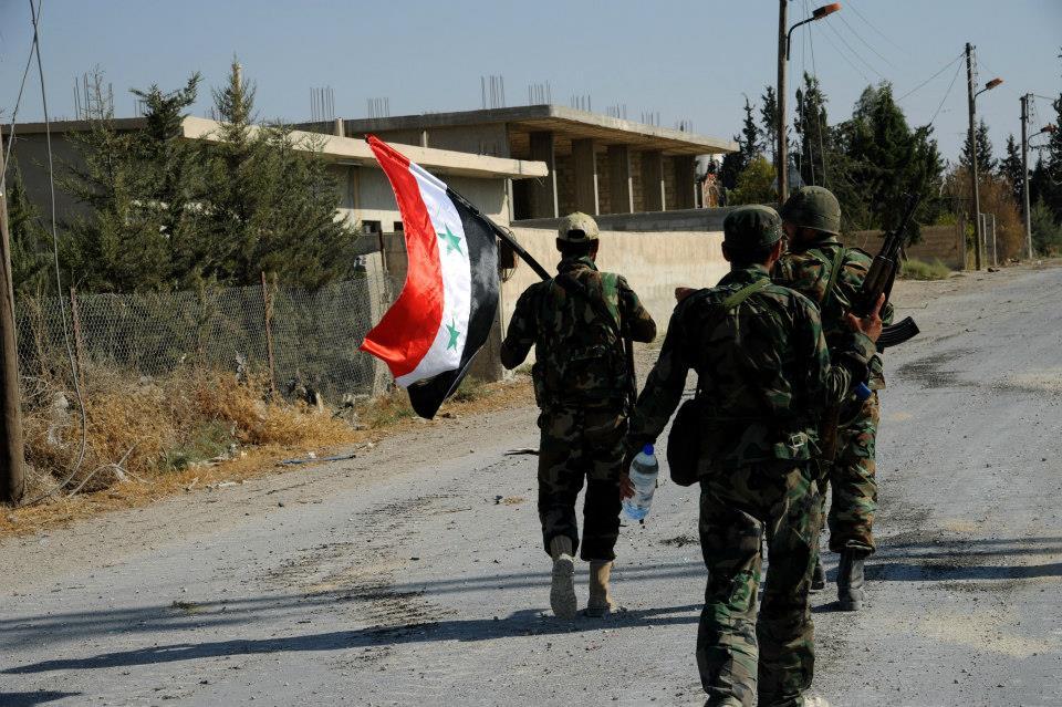 Photo of الجيش يستأنف عمليته لإعادة المياه إلى دمشق.. وعينه على «الباب» في حلب