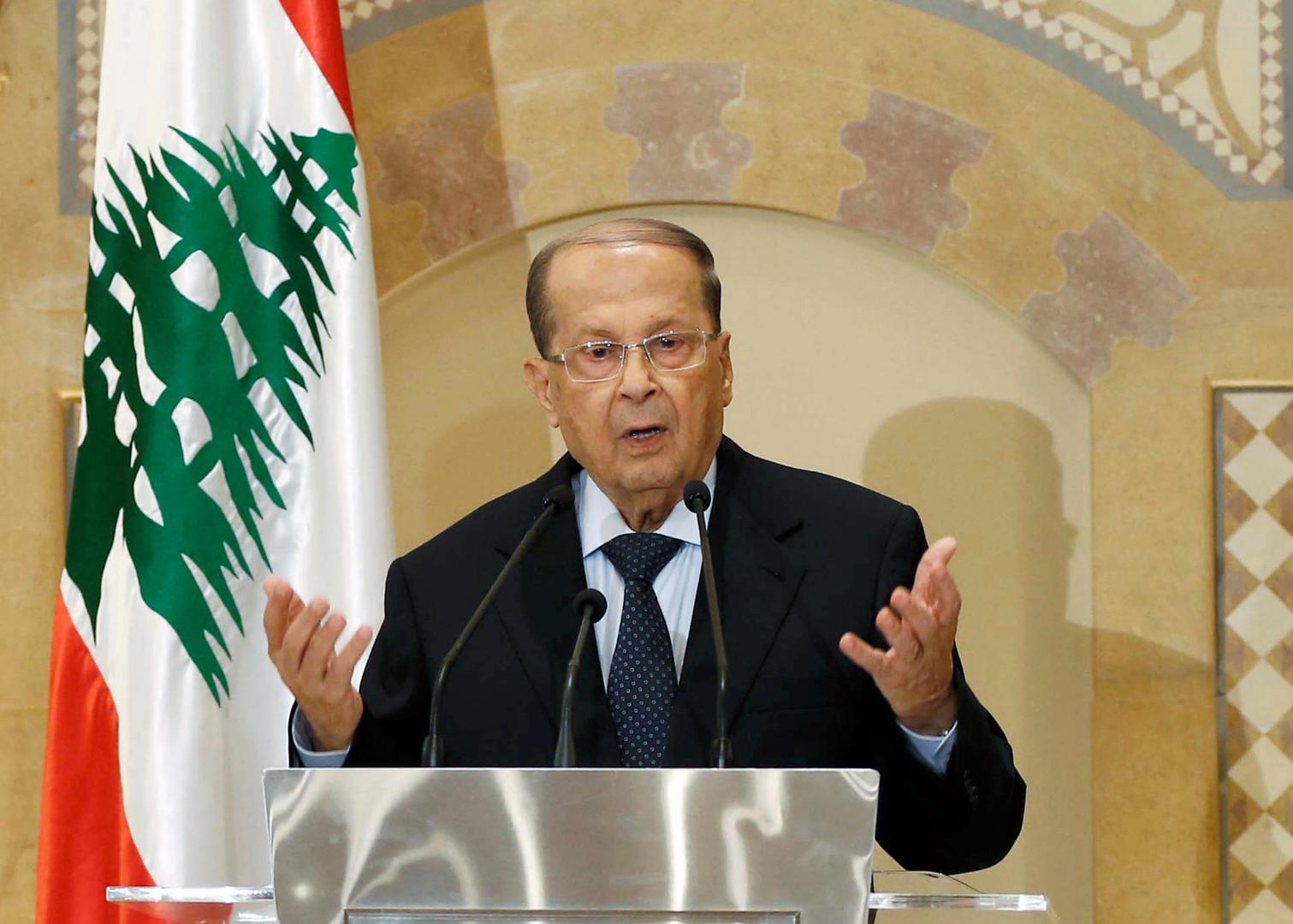 Photo of عون: أتعهد للبنانين بكشف حقيقة ما حصل بانفجار المرفأ وبدأت بالخطوة الأولى