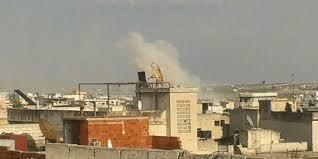 Photo of استشهاد طفلة وإصابة 5 أشخاص نتيجة اعتداء إرهابي بالقذائف على بلدة الفوعة المحاصرة بريف إدلب