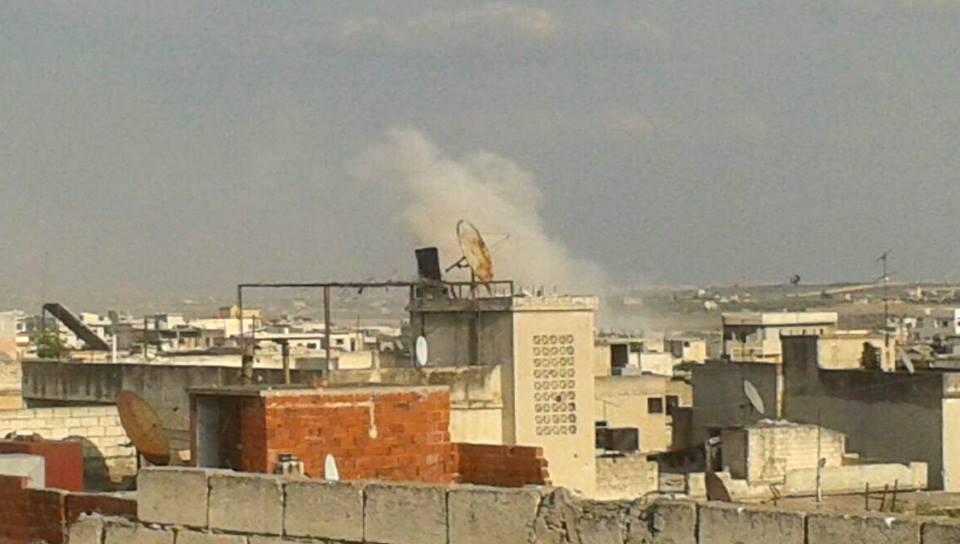 "Photo of إصابة 8 مدنيين بينهم 3 أطفال بقذائف إرهابيي ""جيش الفتح"" على بلدتي الفوعة وكفريا بريف إدلب"
