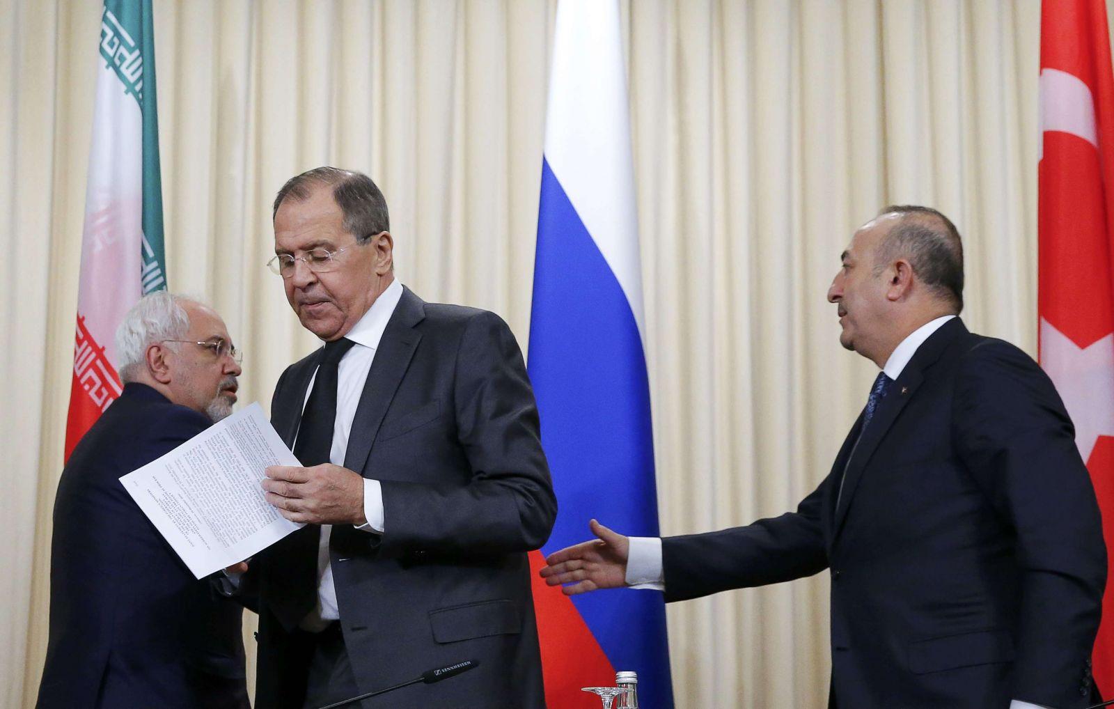Photo of مصدر روسي: سيتم الدعوة إلى مفاوضات أستانا عبر إعلان روسي تركي إيراني مشترك فقط
