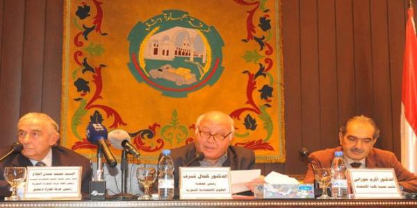 صورة شتائم بين معاون وزير وأستاذ جامعي حول الرواتب