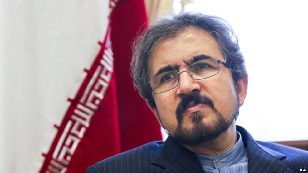 Photo of الخارجية الإيرانية : لن نسمح بتحويل سورية إلى دائرة نفوذ للدول