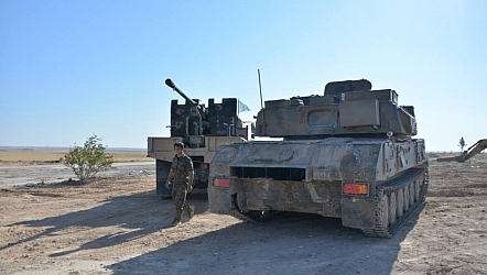 "Photo of ""داعش"" يهاجم موقعاً لميليشيات ""قوات سوريا الديمقراطية"" في الريف الجنوبي الغربي لمدينة الحسكة"