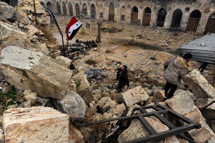 Photo of باحث بارز في «معهد واشنطن»: انتصار حلب سرّع عملية المصالحات
