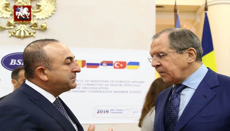 "Photo of لافروف وأوغلو يتفقان على ""الإعداد البنَّاء"" لمحادثات أستانة"