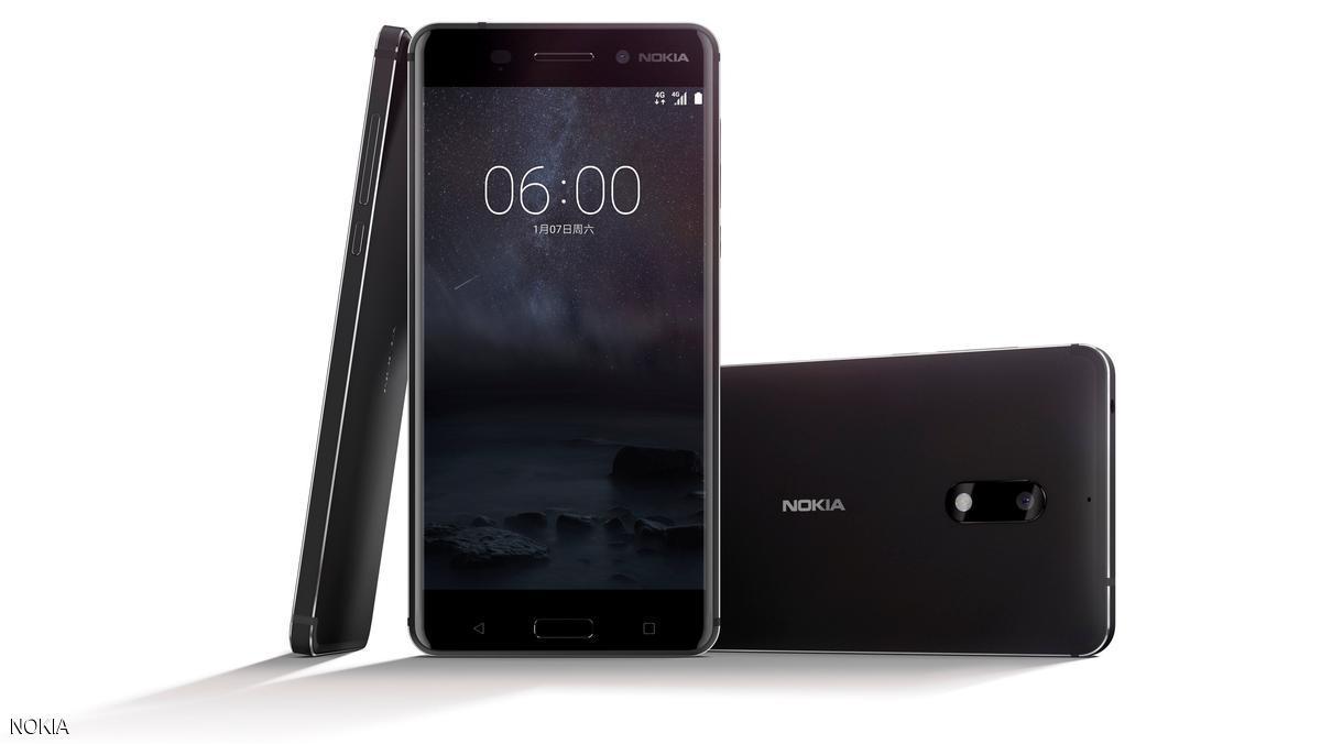 """Photo of """"نوكيا"""" تكشف عن أول هواتفها الذكية"""