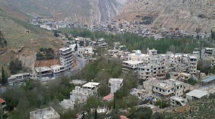 Photo of محافظ ريف دمشق: التوصل إلى اتفاق مبدئي حول وادي بردى