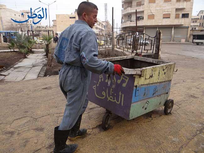 Photo of مواطنون يشتكون تراكم القمامة في أحيائهم خلال يومي الجمعة والسبت