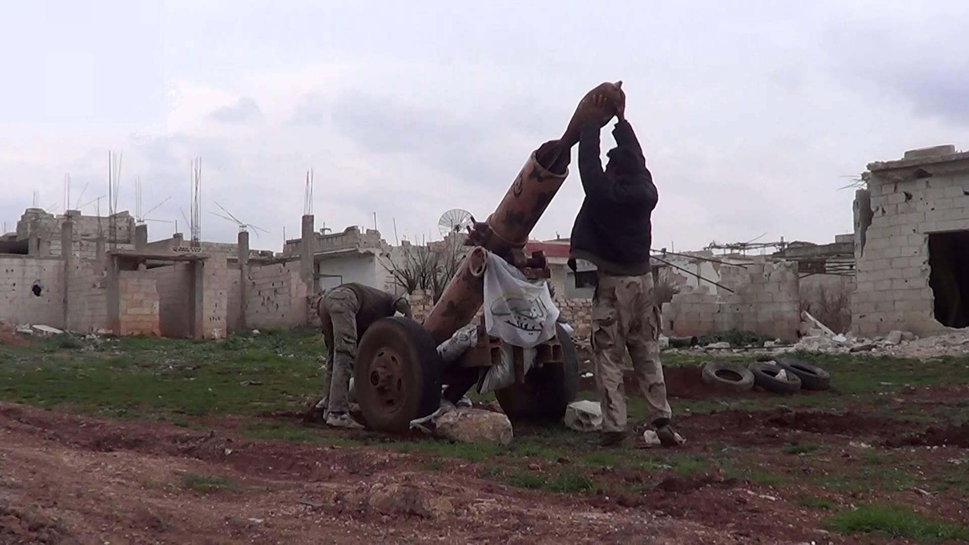 Photo of إصابة شاب وأضرار مادية بقذائف صاروخية أطلقها إرهابيون على بلدة جورين بريف حماة