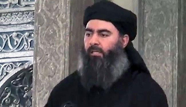 """صورة في """"خطاب الوداع"""" .. البغدادي يقر بهزيمة داعش ويدعو عناصره للفرار والتخفي في الجبال"""