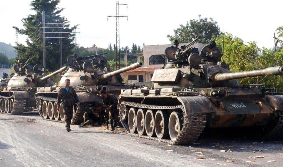 Photo of الجيش السوري يكمل حصار داعش في الباب السورية