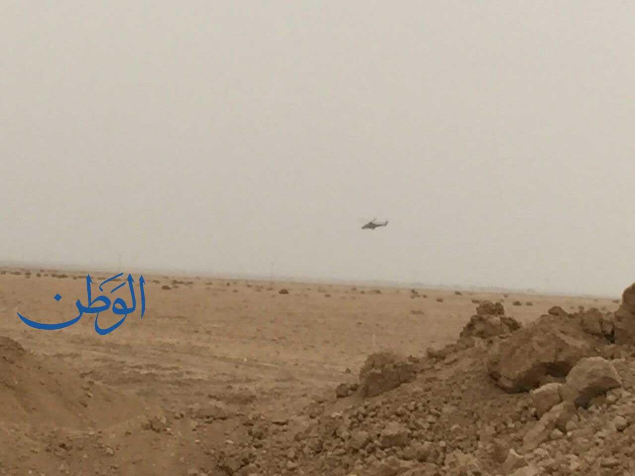 Photo of بالصور.. الجيش السوري يسيطر على مدخل البيارات في بادية تدمر