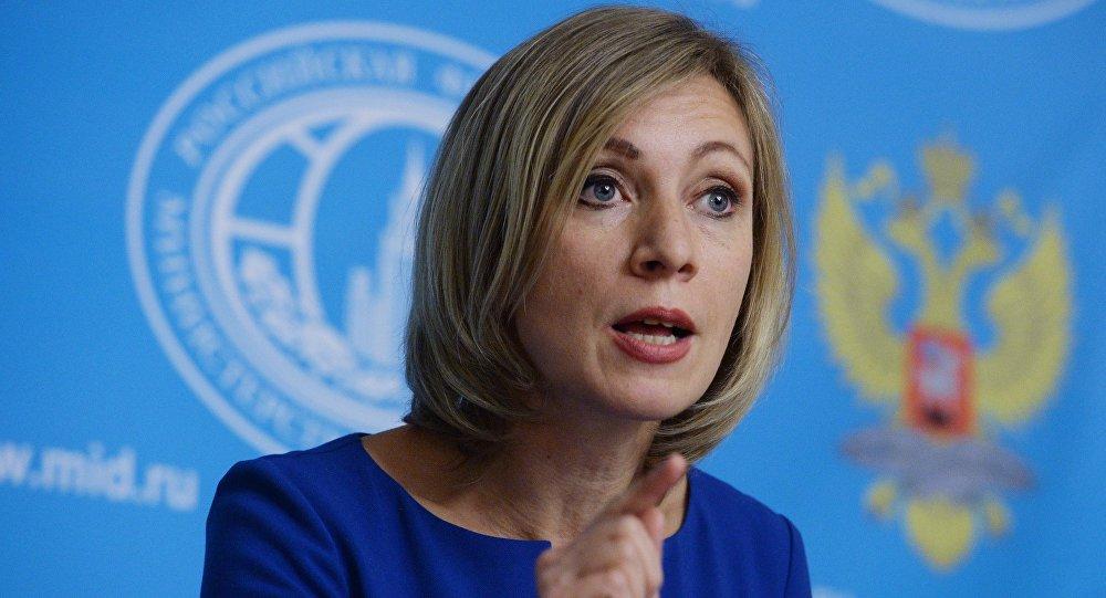 صورة روسيا: زيارة بومبيو لمستوطنة والجولان المحتل دليل على تجاهل واشنطن للقانون الدولي