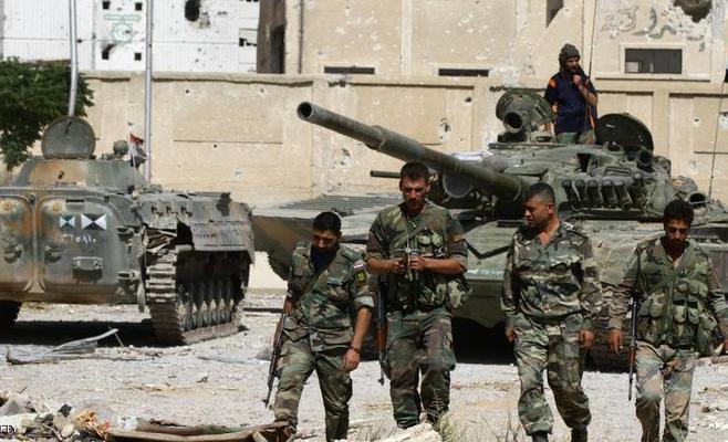 Photo of الجيش يستعيد زمام المبادرة بدرعا.. وحقل «حيان» بريف حمص